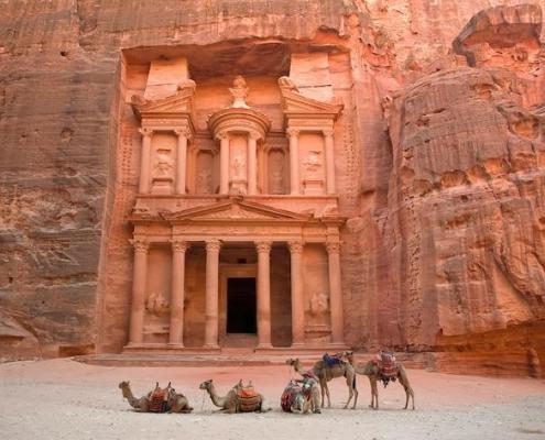 Viajes a Egipto y Jordanía
