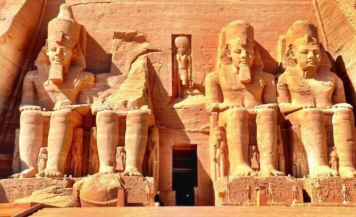 Cairo, Abu Simbel, Nile Cruise and Jordan Tour