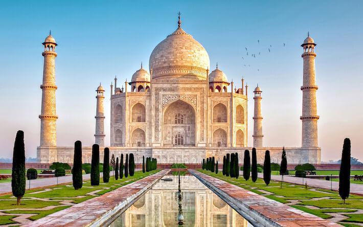 Egypt, Dubai, Abu Dhabi, India Tour