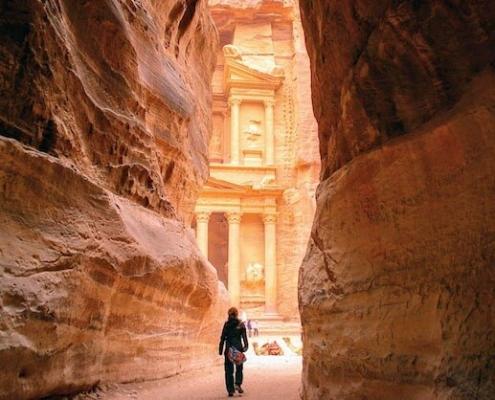 Marrocos, Egito e Jordânia