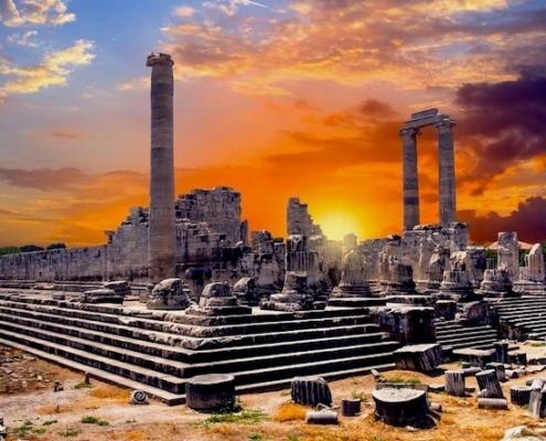 Pacote de Viagem para o Egito e Turquia