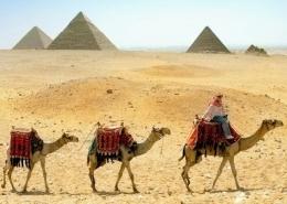Pacote Dubai, Abu Dhabi, Jordânia e Egito