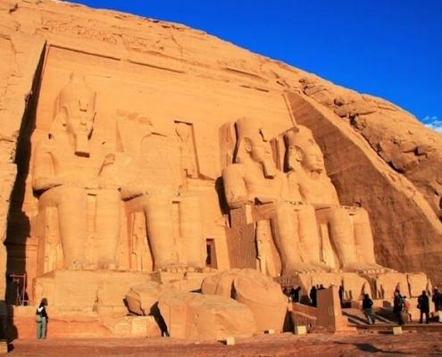Pacote para Egito