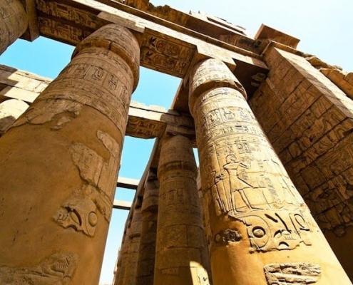Passeio no Egito