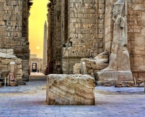 Roteiro completo Egito