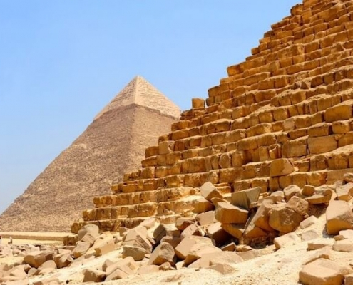 Roteiro Egito