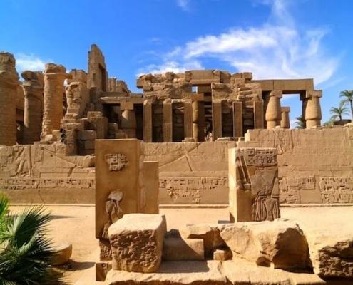 Roteiro Viagem Egito