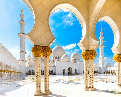 Viajes al Medio Oriente desde Chile