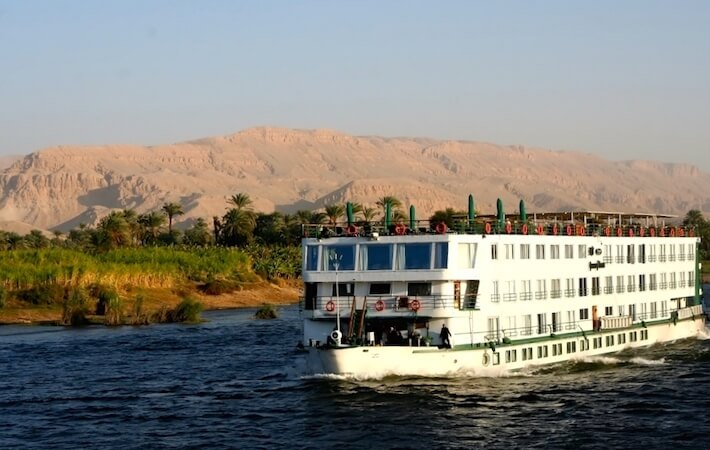 Christmas Nile Cruise