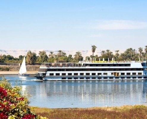 Luxury Christmas Nile Cruise