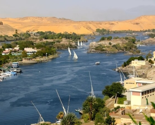 New Year Nile Cruise