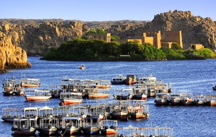 New Year's Eve in Egypt [In Ancient Egypt] 8 Day Nile Cruise