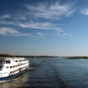 Nile Cruise at Christmas