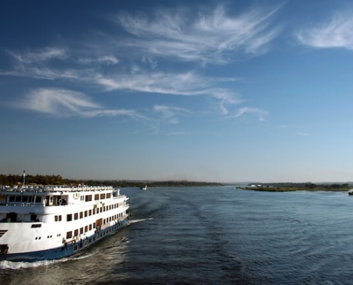 Nile Cruise at Christmas