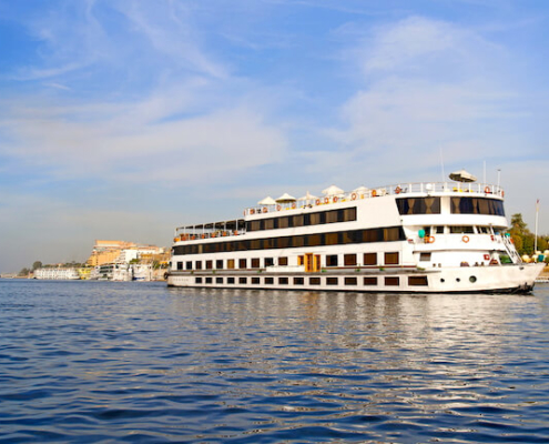 Nile Cruise in December