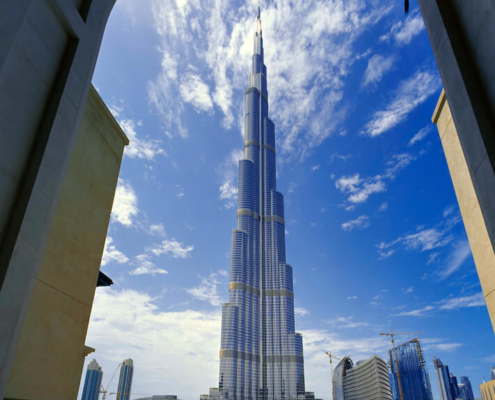 Why Travel to Dubai - Burj Khalifa, Dubai