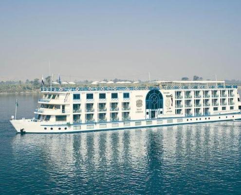Crucero MS Sonesta Nile Goddess - Crucero en Egipto por el Nilo