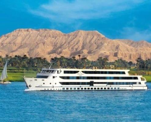 Crucero Oberoi Philae – Crucero por el Nilo de Lujo