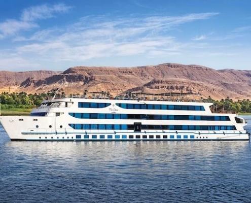 Crucero Oberoi Zahra – Crucero de Lujo por el Nilo