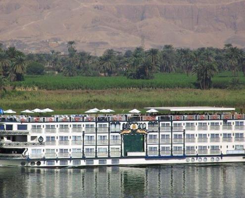 Crucero Sonesta St. George – Crucero por el Nilo en barco de lujo