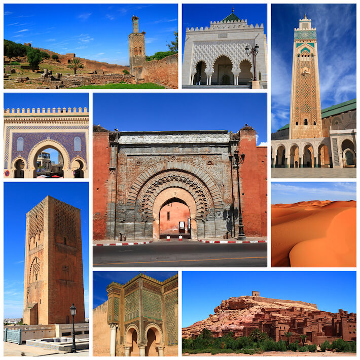 Morocco Private Guided Tours - Impressions of Morocco