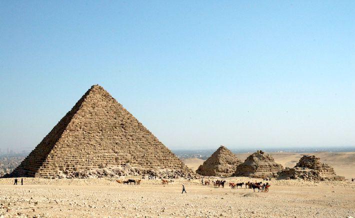 Pirámide de Menkaure (Micerino)