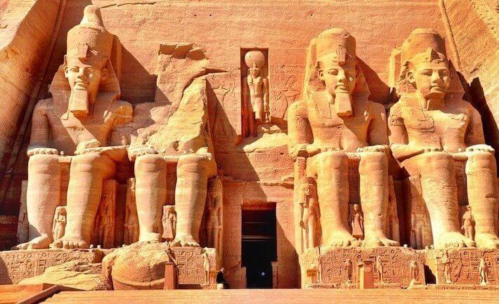 Viagem ao Egito com tudo incluído