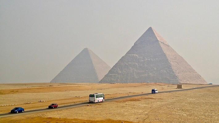 2 Days in Cairo