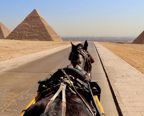 5 Days in Cairo