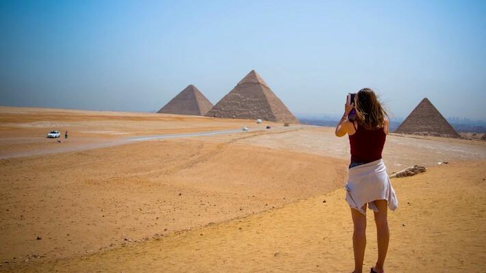 Egypt and Jordan Itinerary
