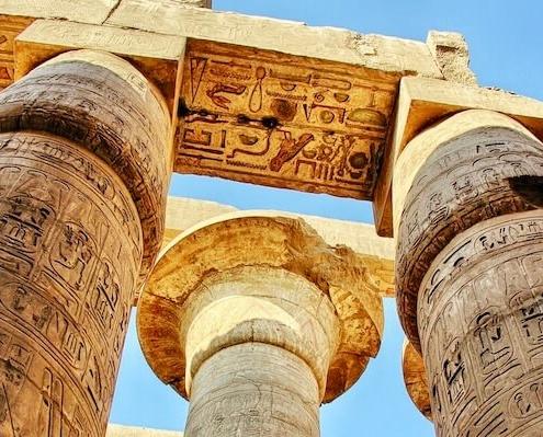 Luxor Aswan Itinerary
