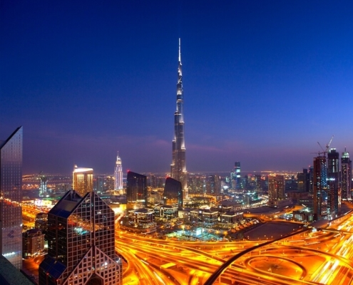 Dubai Tourist Visa Requirements