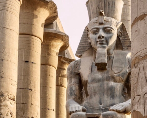Egypt Historical Tours - Luxor Temple