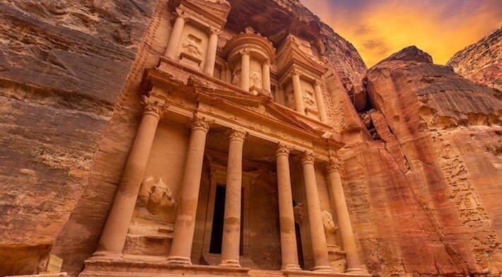 Pontos turísticos da Jordânia