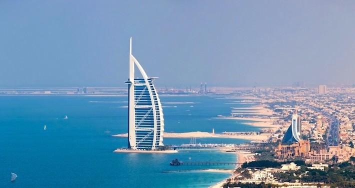 Pontos turísticos de Dubai