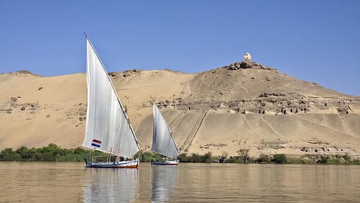 Christmas and New Year Nile Cruises