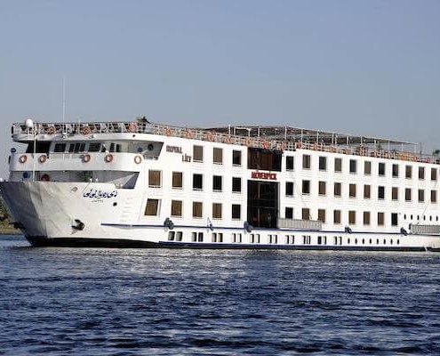 Movenpick Sun Ray Nile Cruise - New Year 2020