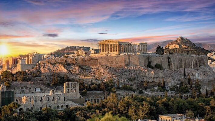 Egypt and Greece Combination Tours