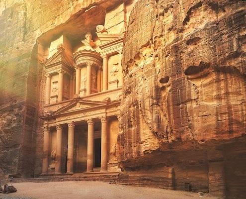 Petra Tour from Sharm El Sheikh