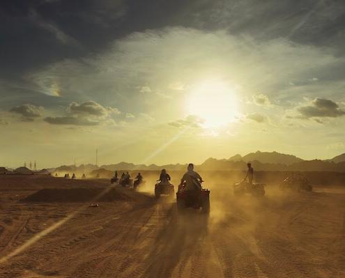 Sharm El Sheikh ATV Safari
