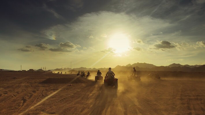 Sharm El Sheikh ATV Safari