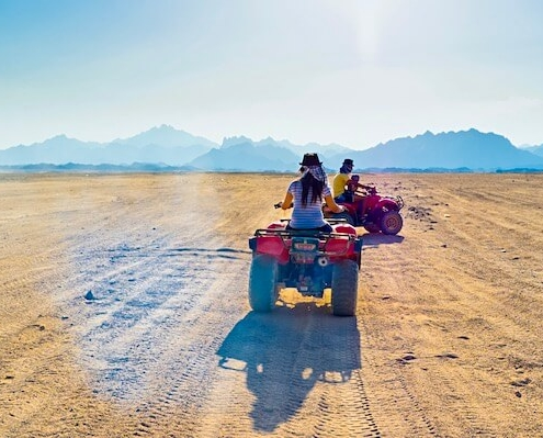 Sharm El Sheikh Quad Biking