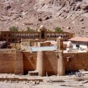 St Catherine's Monastery Tour