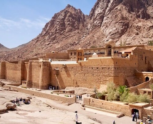 St. Catherine's Monastery Tours from Sharm El Sheikh