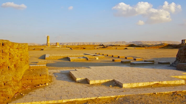 Tell El Amarna Tour