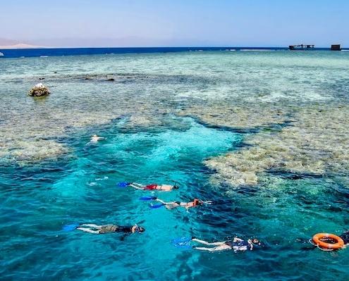 Tiran Island Snorkeling