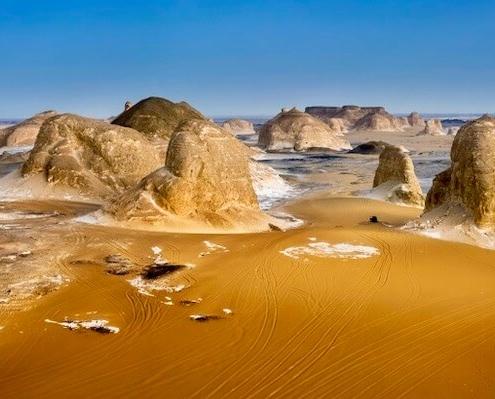 White Desert Tour