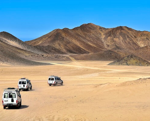 Hurghada Jeep Safari