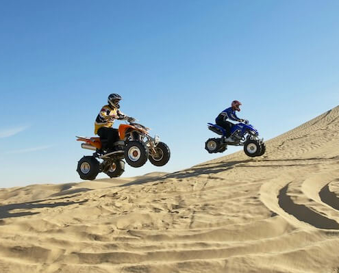 Hurghada Quad Bike Safari