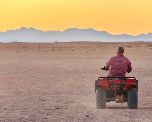Hurghada Quad Bike Tour
